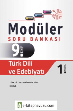 9. Sınıf Türk Dili Ve Edebiyatı Msb 1. Modül