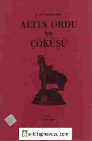 A.yu. Yakubovskiy - Altınordu Ve Çöküşü