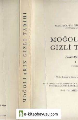 Ahmet Temir - Moğolların Gizli Tarihi
