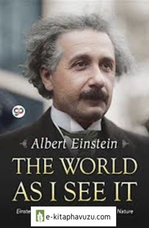 Albert Einstein - The World As I See It.el