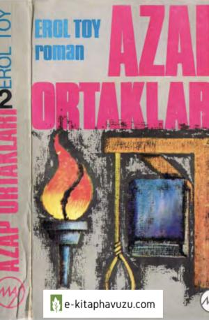 Erol Toy - Azap Ortakları Cilt - 2 May Yayınları