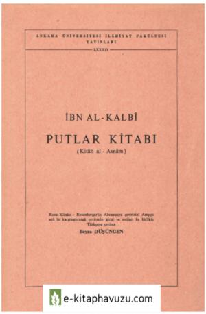 İbn Al-Kalbi - Putlar Kitabı