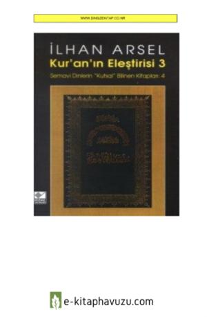 İlhan Arsel - Kuran Eleştirisi 3