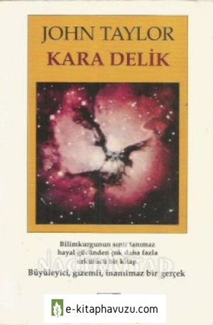 John Taylor - Kara Delik