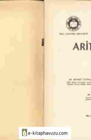 Msb - Erlere Aritmetik-2-Mehmet-Tuğrul-1962