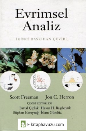 Scott Freeman - Evrimsel Analiz