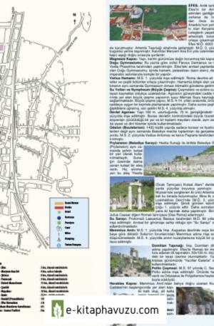 Selçuk-Efes Antik Kenti (Harita)
