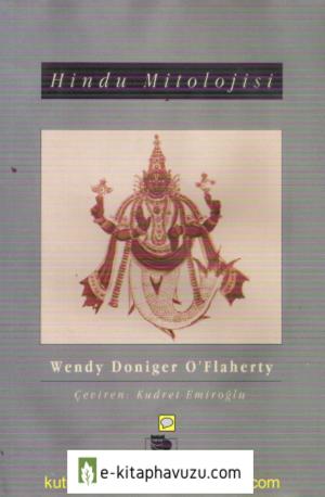 Wendy Doniger O&39;flaherty - Hindu Mitolojisi