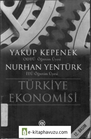 Yakup Kepenek & Nurhan Yentürk - Türkiye Ekonomisi