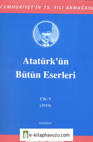 Atatürk'ün Bütün Eserleri-5 kiabı indir