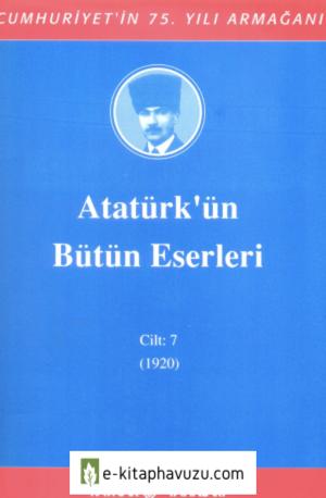 Atatürk'ün Bütün Eserleri-7 kiabı indir