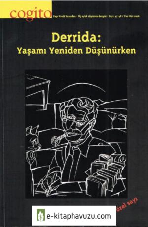 Cogito 47 Ve 48 Sayı - Derrida
