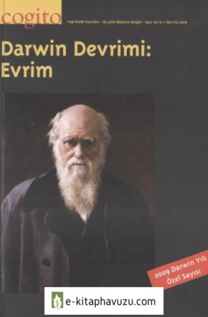 Cogito 60, 61 .sayı- Darwin Devrimi, Evrim Güz, Kış 2009