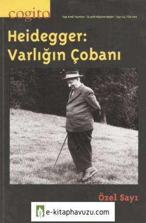 Cogito 64 Güz 2010 Heidegger Varlığın Çobanı Özel Sayı (Clearscan)