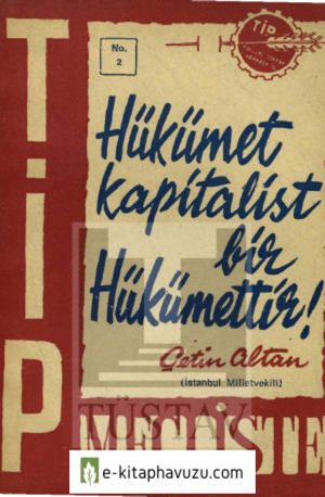 Kapitalist Hükümet- 1966