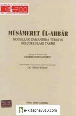 Osman Turan - Moğollar Zamanında Türkiye Selçuklu Tarihi