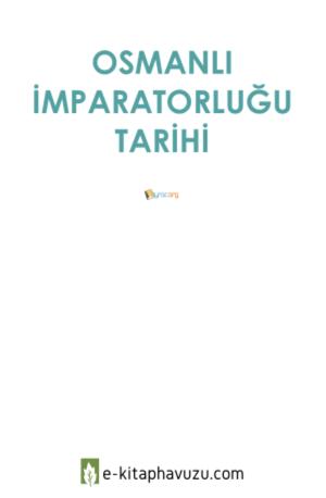 Osmanlı İmparatorluğu Tarihi kiabı indir