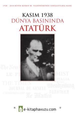 Sovyet Basininda Ataturk - Kasim 1938