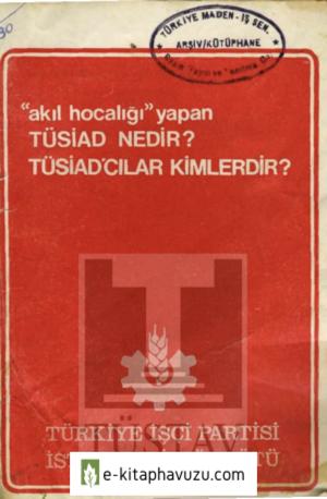 Tip - Tusiad Nedir- 1979