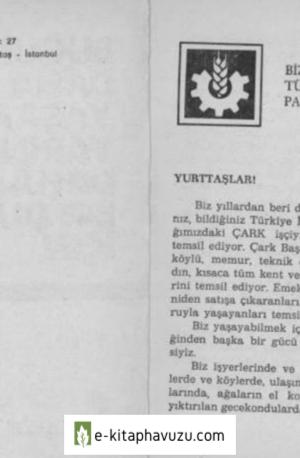 Türkiye İşçi Partisi Seçim 1979