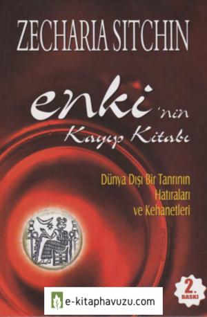 Zecharia Sitchin - Enki&39;nin Kayip Kitabi