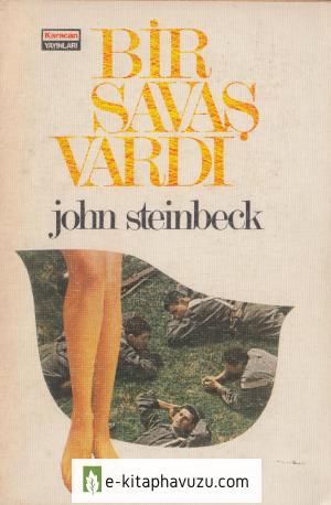 John Steinbeck - Bir Savaş Vardı - Sel kiabı indir