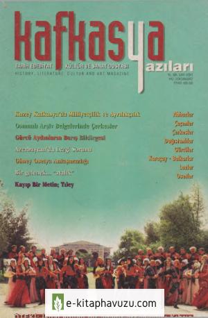 Kafkasya Yazıları 04 Yaz 1998 14-15. Sy. Eksik