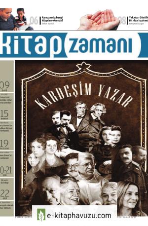 Kitap Zamanı 102 - Temmuz 2014