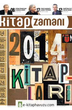 Kitap Zamanı 108 - Ocak 2015