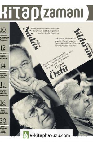 Kitap Zamanı 109 - Şubat 2015