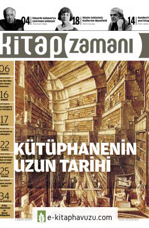 Kitap Zamanı 112 - Mayıs 2015