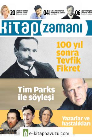 Kitap Zamanı 115 - Ağustos 2015
