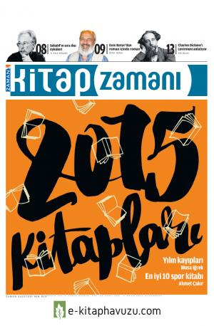 Kitap Zamanı 120 - Ocak 2016