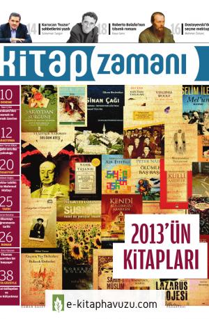Kitap Zamanı 96 - Ocak 2014