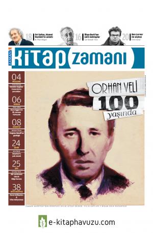 Kitap Zamanı 99 - Nisan 2014