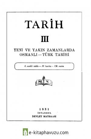 Maarif Vekaleti - Tarih - 3