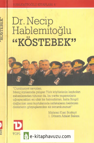 Necip Hablemitoğlu - Köstebek
