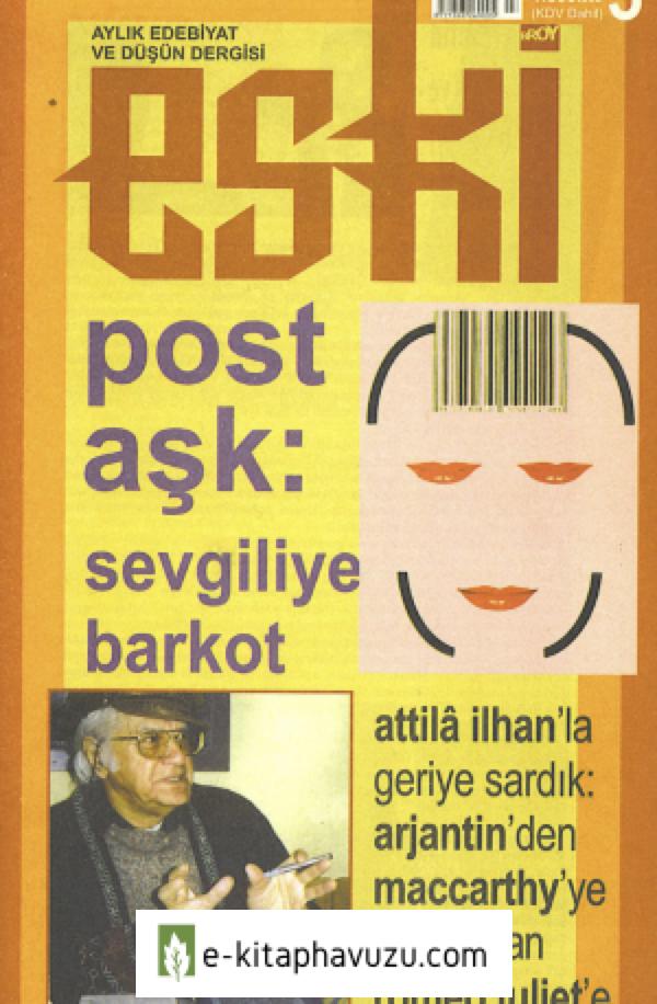 Eski Dergisi - 3 - Ocak 2002