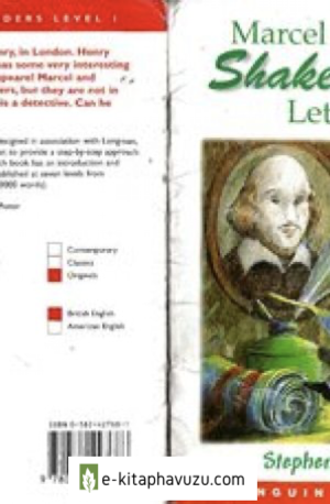 005 Marcel And The Shakespeare Letters