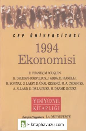 1994 Ekonomisi (Derleme) - İletişim