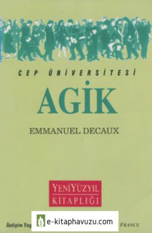 Agik - Emmanuell Decaux
