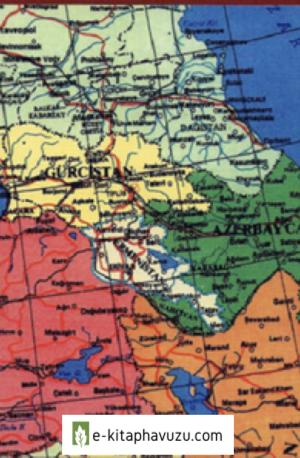& - Ermenistan Haritası
