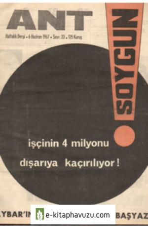 Ant - Haftalik - C-1 - Sayi - 023