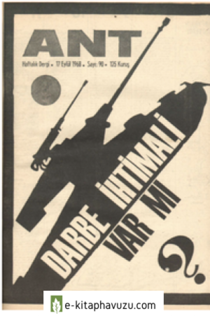 Ant - Haftalik - C-4 - Sayi - 090