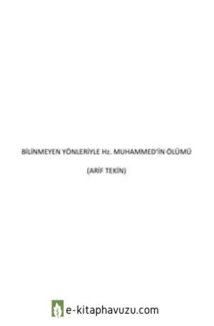 Arif Tekin - Muhammed-İn Ölümü