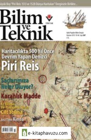 Bilim Ve Teknik Dergisi 547. Sayı - Haziran 2013
