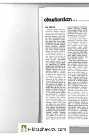 Bir Mektup Yavuz Sabuncu