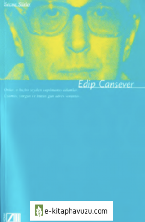 Edip Cansever - Seçme Şiirler - Adam Yayınları