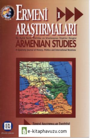 Ermeni-Arastirmalari-Sayi-1