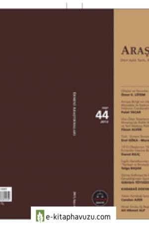 Ermeni-Arastirmalari-Sayi-44